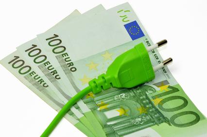 Steigende Energiepreise und Ernergiekosten